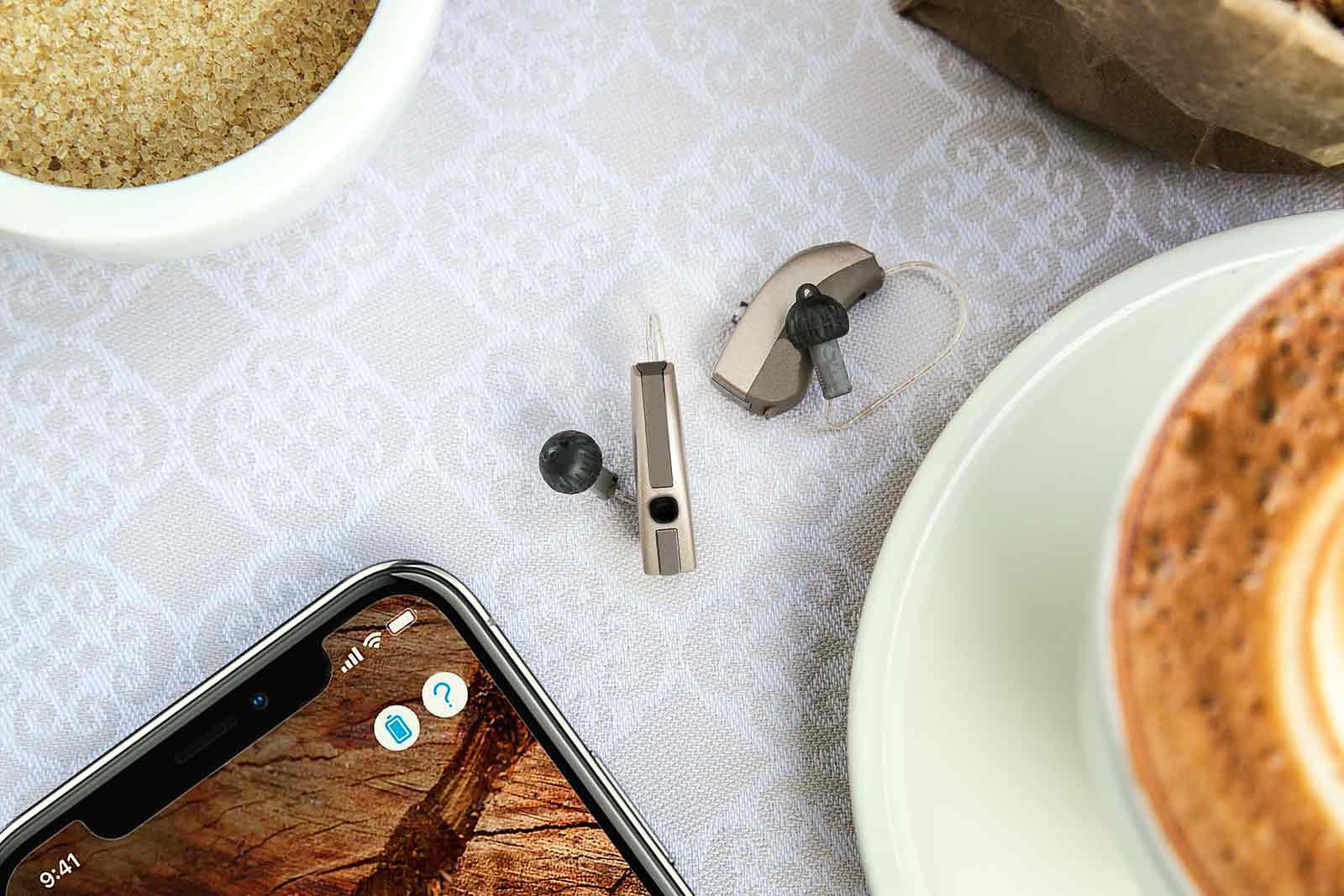 Fonctionnement des appareils auditifs