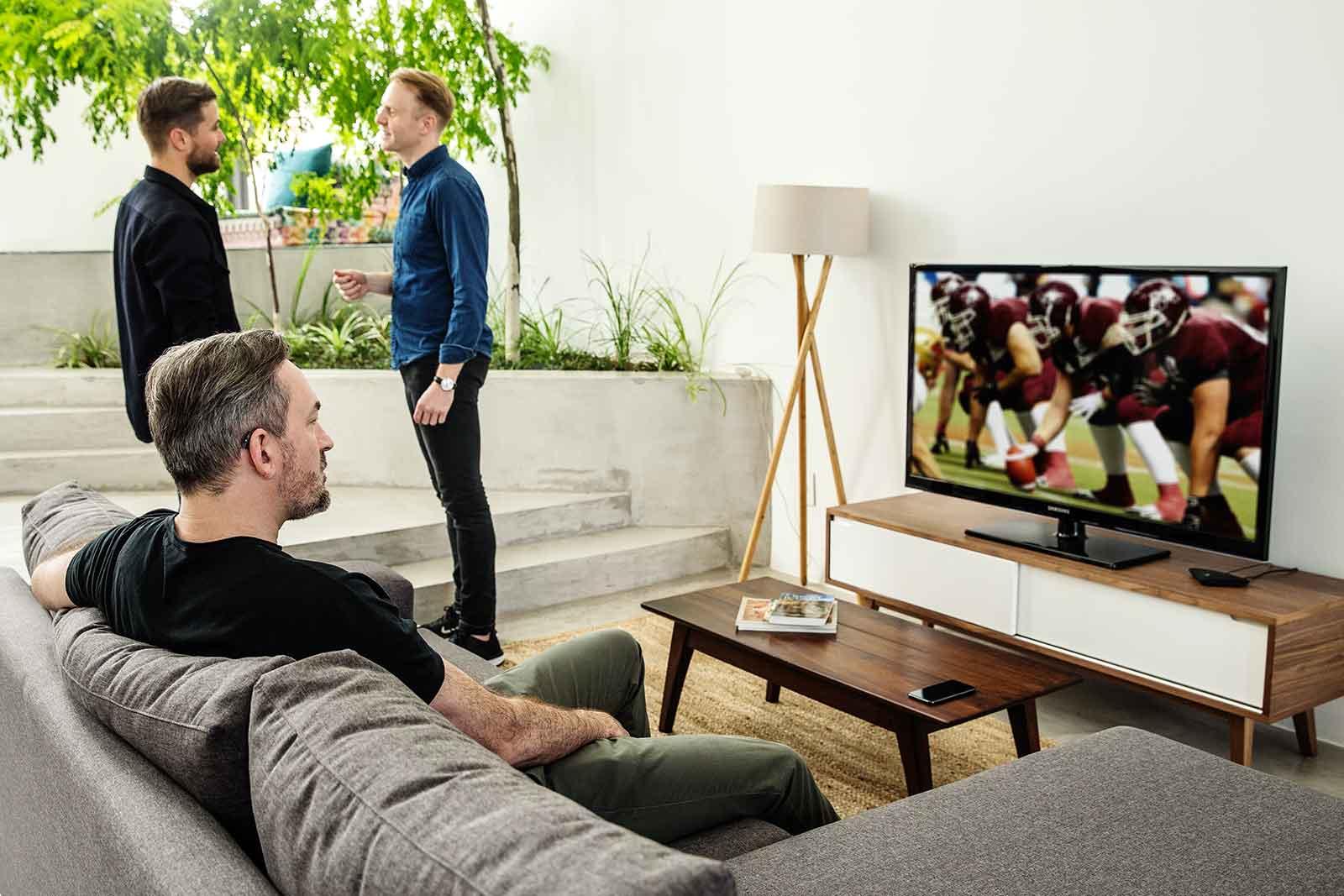 TV bluetooth appareil auditif