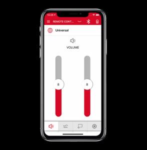 remote application appareil auditif